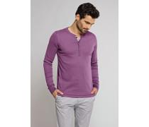 Shirt Langarm mit Knopfleiste aubergine - Selected! Premium,Shirtangarm mit Knopfleiste aubergine - Selected! Premium