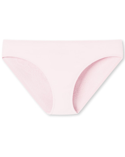 Slip Microfaser Spitze rosé - Invisible Lace