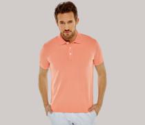 Poloshirt Piquee lachs - Selected! Premium für Herren,Poloshirt Piquee lachs -elected! Premium für Herren