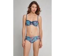 Schiesser Bikini-Panty verstellbar mehrfarbig - Aqua Mix & Match für Damen