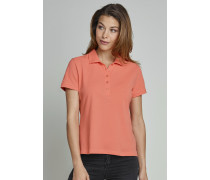 Poloshirt Piquee koralle - selected! premium