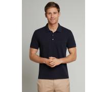 Poloshirt kurzarm Piquee blau - Selected! Premium für Herren,Poloshirt kurzarm Piquee blau -elected! Premium für Herren