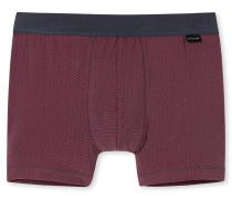 Shorts rot gemustert - Original Classics