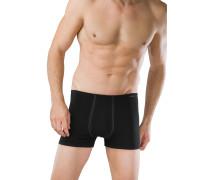 Shorts 2er-Pack schwarz - Essentials