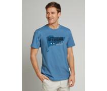 T-Shirt Jersey rundhals hellblau - Selected! Premium,T-Shirt Jersey rundhals hellblau -elected! Premium