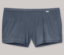 Shorts Jersey aus Zwirn indigo - Revival Carina für Damen