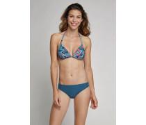 Bikini-Minislip admiral-blau - Aqua Mix & Match für Damen