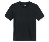 Shirt kurzarm V-Ausschnitt
