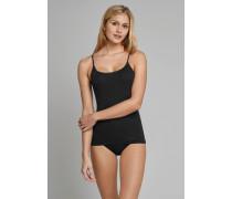 Schiesser Rio-Slip schwarz - Luxury für Damen