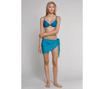 Pareo blau - Aqua für Damen