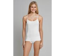 Schiesser Rio-Slip weiß - Luxury für Damen