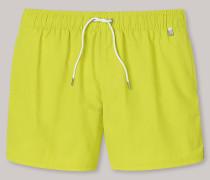 Swimshorts Webware lime - Aqua Raw Coast