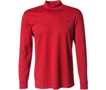 Herren Langarm-Shirt Baumwolle