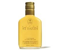 Mildes Shampoo mit Spirulina