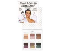 Meet Matt(e) Shmaker.® Eyeshadow Palette
