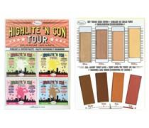 Highlite 'N Con Tour™ Highlight ontour Palette