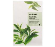 Joyful Time Essence mask pack GREEN TEA