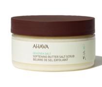 Salt Softening Butter Salt Scrub