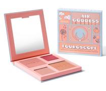 Fouroscope Air Goddess Bronzer, Blush ighlighter Palette