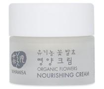 Organic Flowers Nourishing Cream