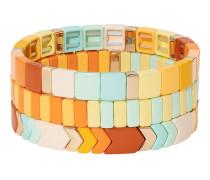 'Sun Sand Sea' Armbänder-Set