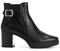side buckle boots