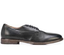 Polierte Oxford-Schuhe