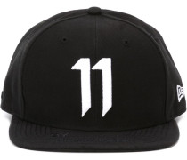'11' Kappe mit Logo-Patch