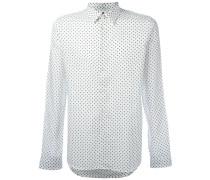 - Gepunktetes Hemd - men - Baumwolle - M