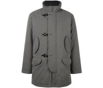 duffle style detail jacket