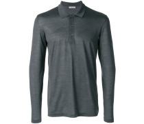 Poloshirt mit langen Ärmel