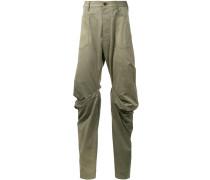 - 'Boot' Jeans mit Wickeleffekt - unisex