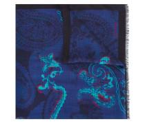 Schal mit Paisley-Print - men - Modal