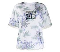 """T-Shirt mit """"Sea Lily""""-Print"""