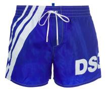 DSQ logo printed swim shorts