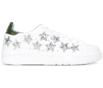 Sneakers mit Pailletten - women