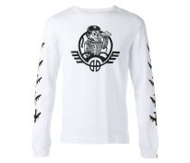 - Langarmshirt mit Logo-Print - men - Baumwolle