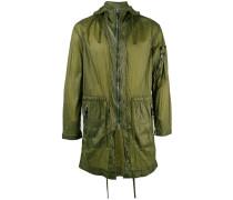 Mantel mit Kapuze - men - Polyimide - M