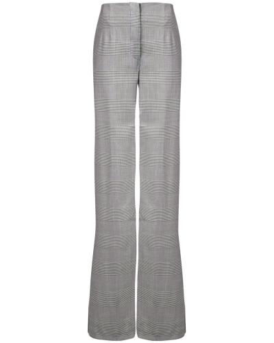 Wide Leg Wool Pants