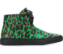 'Camoupard' High-Top-Sneakers