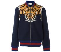 'Tiger' Wolljacke