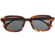 'Studio' Sonnenbrille in Schildpattoptik