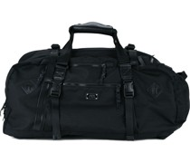 Oversized-Rucksack mit Schnalle