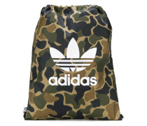 camouflage gym bag
