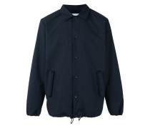 Klassische Jacke in Hemdoptik