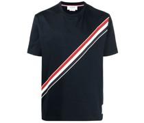 T-Shirt mit RWB-Streifen