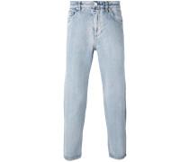 - Jeans mit schmal zulaufendem Bein - men