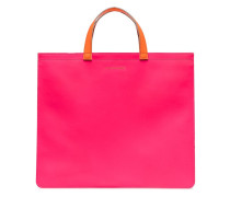 Shopper in Colour-Block-Optik