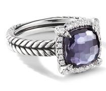 Chatelaine Ring mit Diamanten