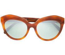 Sonnenbrille in Oversized-Passform